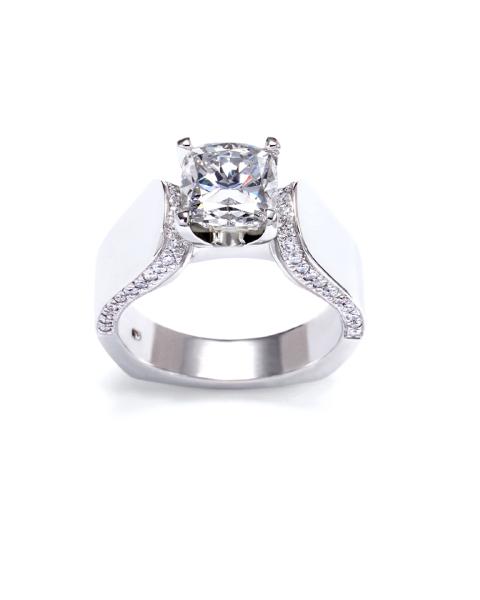 The John Christian Collection: Custom Diamond Cuts